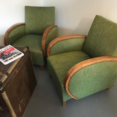 Restauration fauteuil