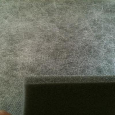 Mousse entoilée épaisseur 10 mm