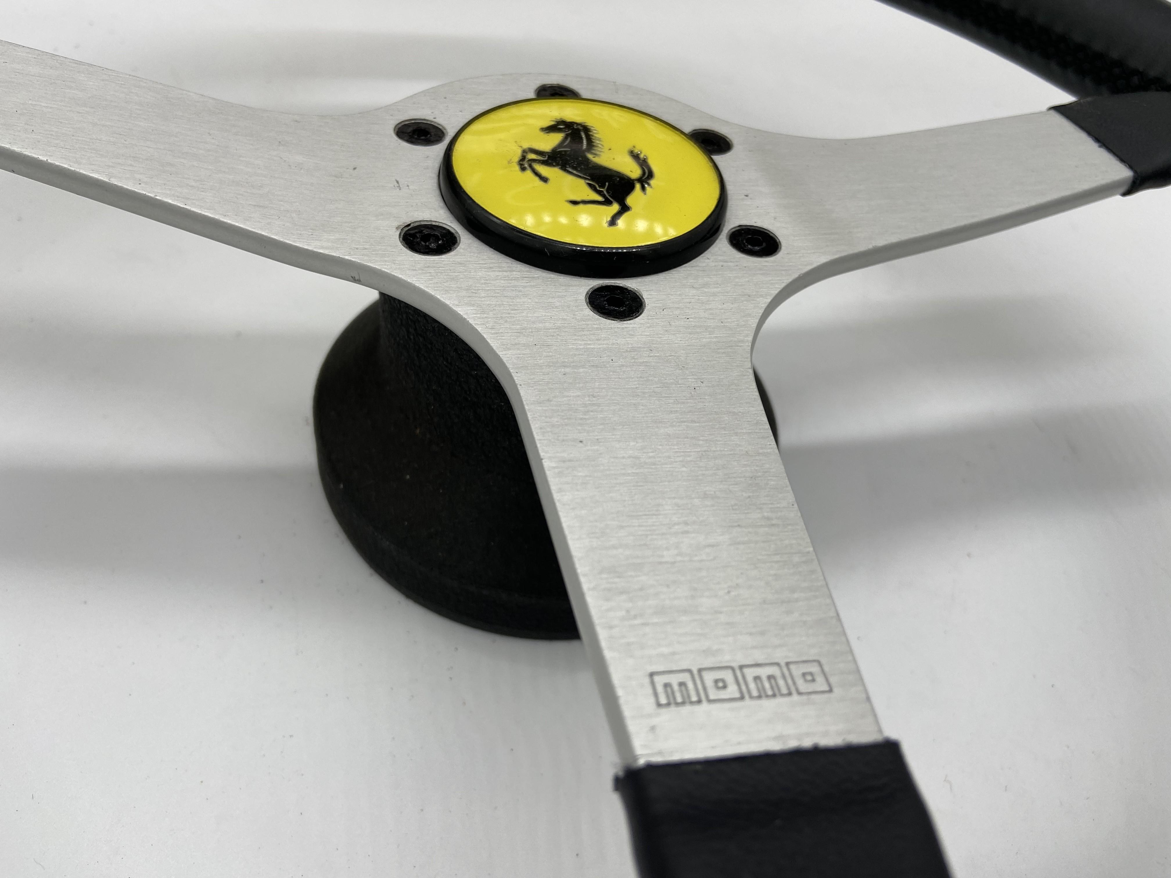 Gainage volant Ferrari 308