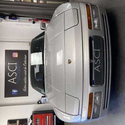 Changement de capote Porsche 944
