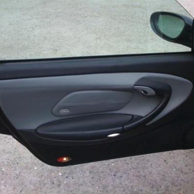 panneau de porte porsche 996