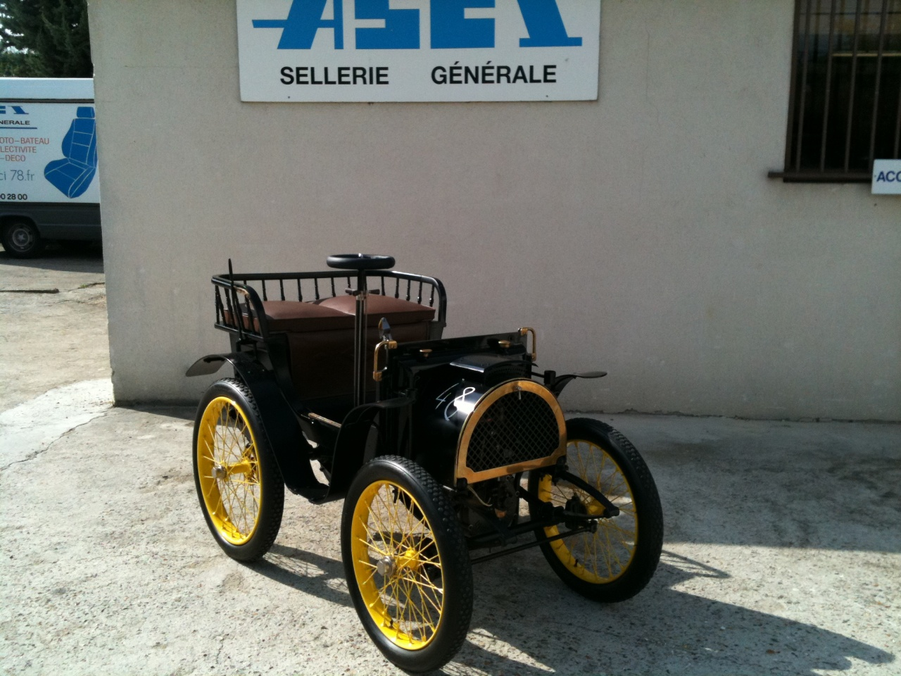 RENAULT TYPE A