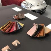 Echantillon de cuir